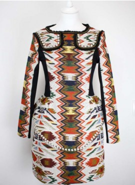 Vestido tapicería HIGHLY PREPPY