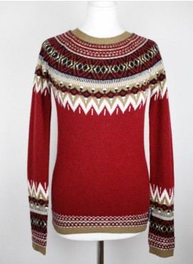 Jersey tricot grecas HIGHLY PREPPY