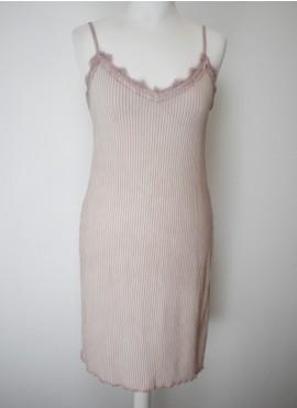 Vestido Sleep rosa VOLVORETA