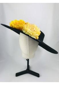 TOCADO FLOR amarilla SOULMATE