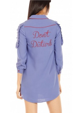 DON'T DISTURB DRESS